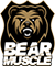 Bear Muscle Logo